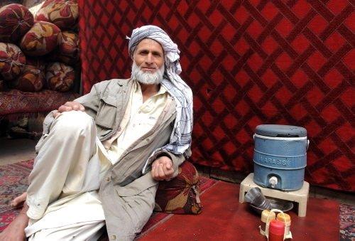 Himalaya eteklerinde yaşayan Keşmir Türkleri
