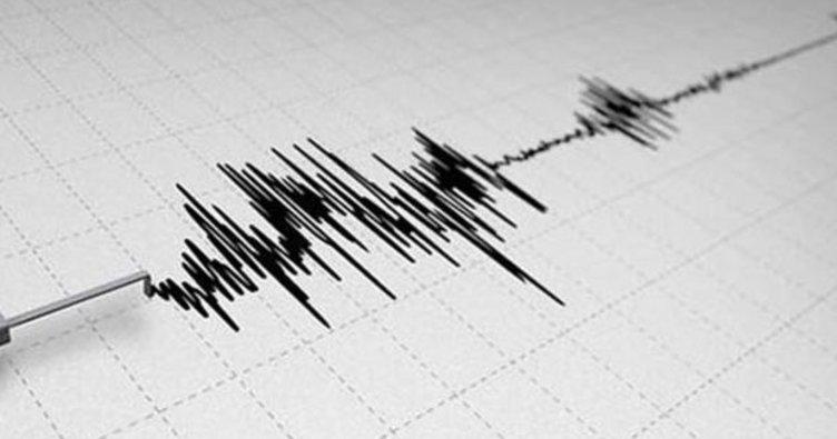 Hatay'da 3.8 büyüklüğünde deprem