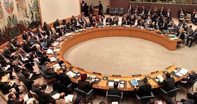 Rusya'nın Halep tasarısı BMGK'de yeterli desteği bulamadı!