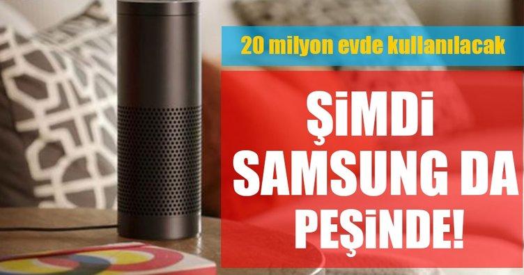 Samsung da akıllı hoparlör üretebilir