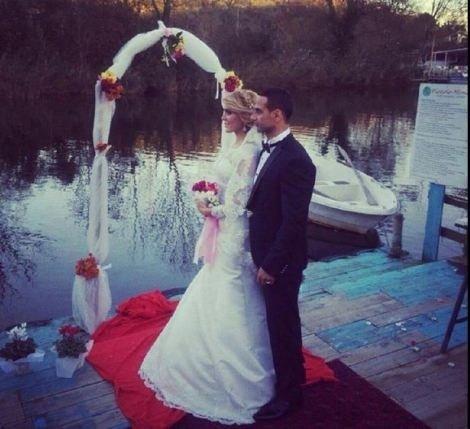 Doğuş'un düğününden kareler