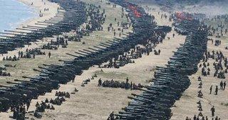 K.Kore ve ABD arasında savaş kapıda
