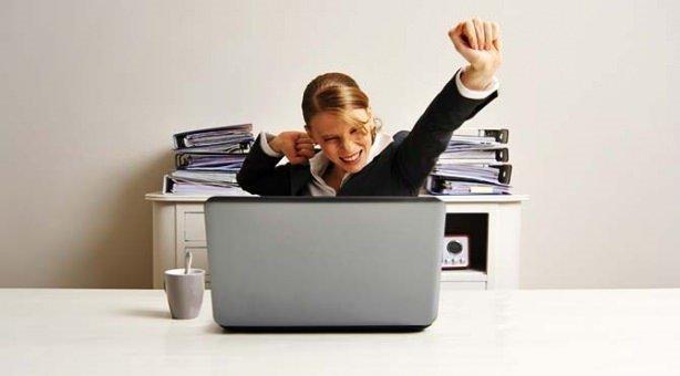 Ofisteki 7 kusurlu hareket