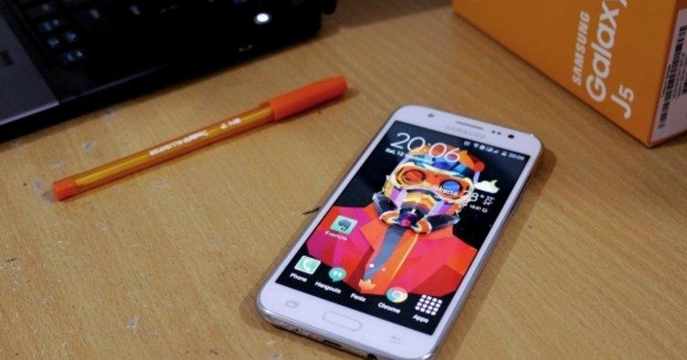 Galaxy J5 (2015) kullanıcılarına müjde!