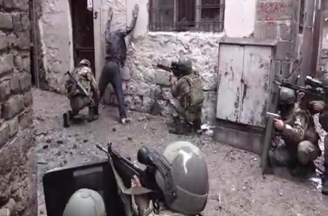 Sur'da PKK'lıların telsiz konuşmaları ortaya çıktı