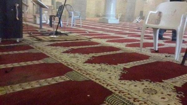 İsrail'den Mescid-i Aksa'ya çirkin saldırı