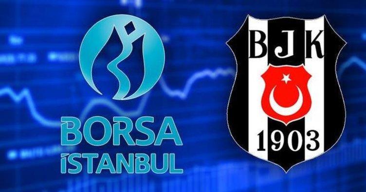 Borsanın da şampiyonu Beşiktaş
