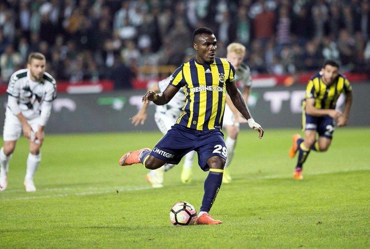 Fenerbahçe'den ayrılan Emenike konuştu!