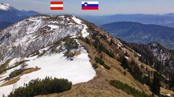 Ülkeleri ikiye bölen ilginç sınır çizgileri