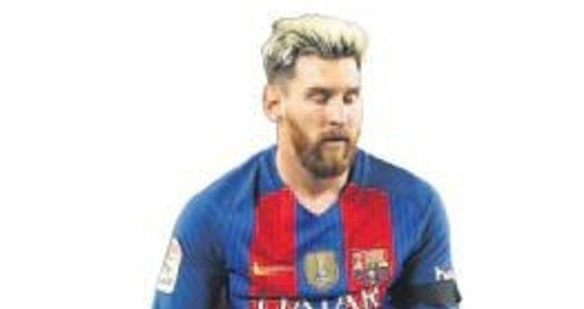 Messi 3 hafta yok, forması Arda'nın