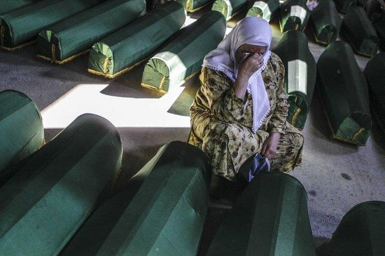 Srebrenitsa soykırımının 19. yılı