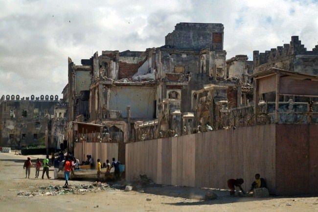 Somali'de Türk izleri