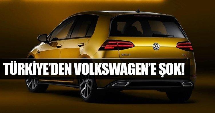 Volkswagen Türkiye piyasasındaki liderliğini kaybetti