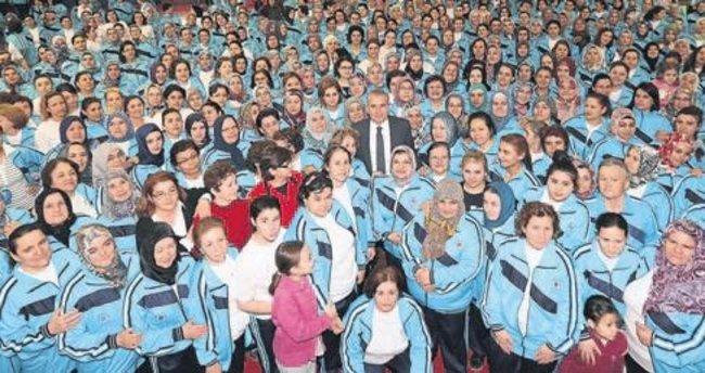 Denizli'de ücretsiz pilates kursları
