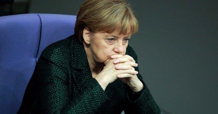 Merkel'den flaş İncirlik açıklaması!
