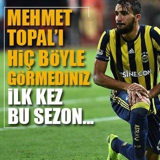 Mehmet Topal, en hırçın sezonunu geçiriyor