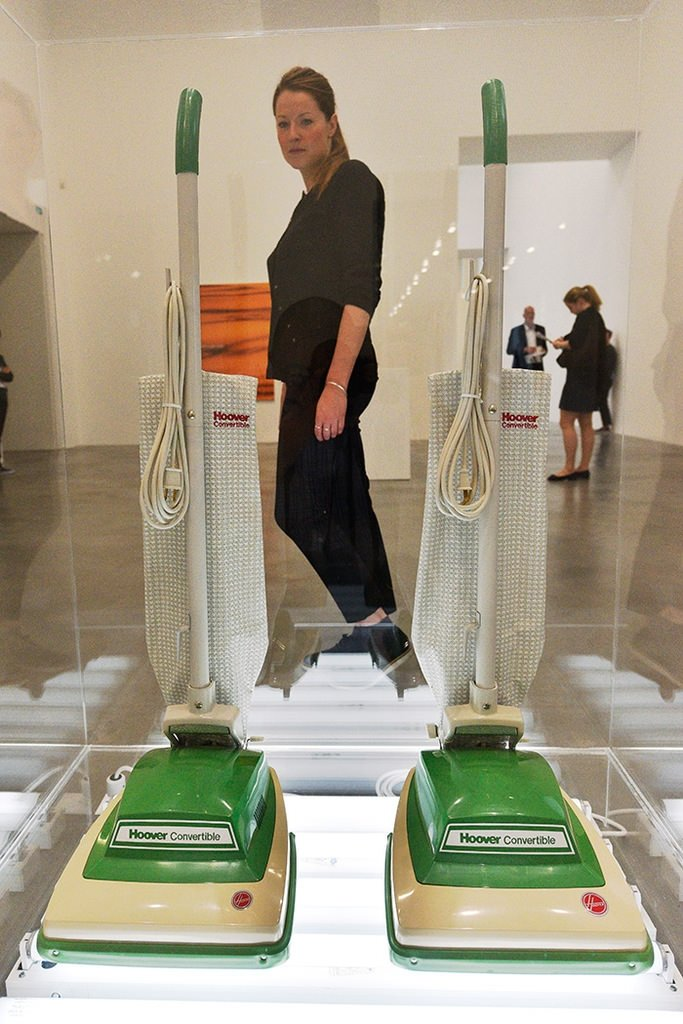 Jeff Koons sanat sergisi Londra'da