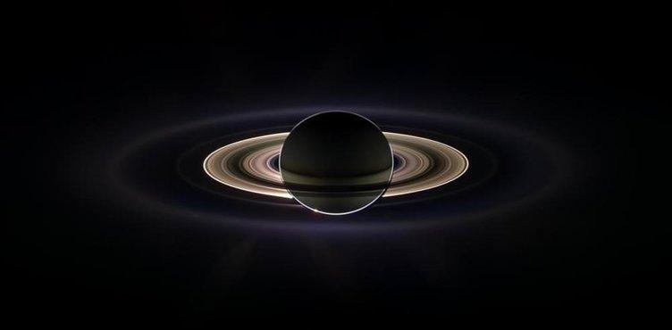 Satürn'ün uydusu Titan'da yeni gizem