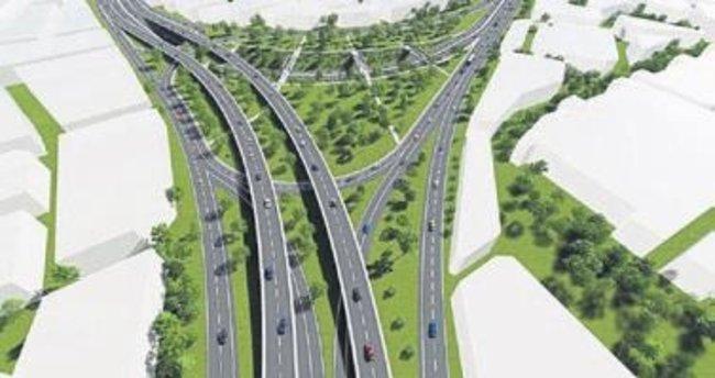 Denizli'de trafik akışı değişecek
