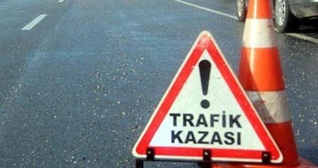 Başkentte zincirleme kaza: 7 yaralı