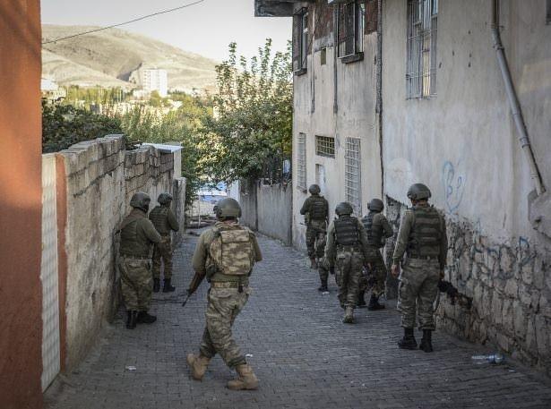 Teröristlere mesaj: Geldik ama yoksunuz