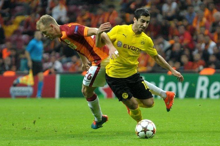 Galatasaray'ın Dortmund hezimeti dış basında