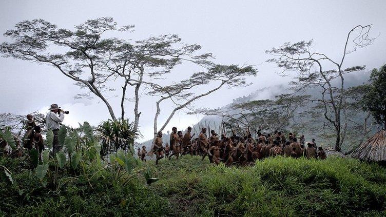 Toprağın Tuzu  filminden kareler