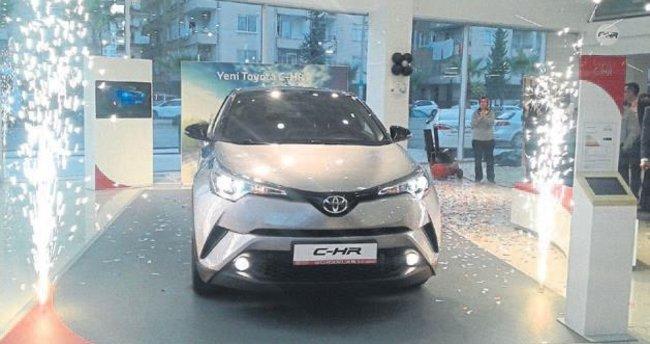 C-HR Mersinli Toyota tutkunlarıyla buluştu