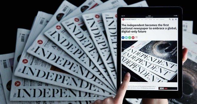 The Independent'tan skandal tweet