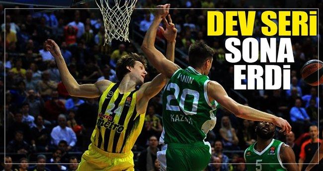 Fenerbahçe - Unics Kazan maç sonucu