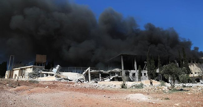 Halep'teki saldırılarda ölen sivil sayısı 92'ye yükseldi!