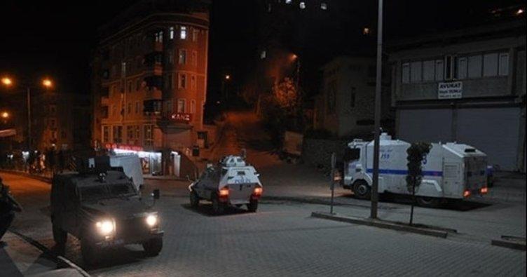 Diyarbakır'da markete el yapımı patlayıcıyla saldırı