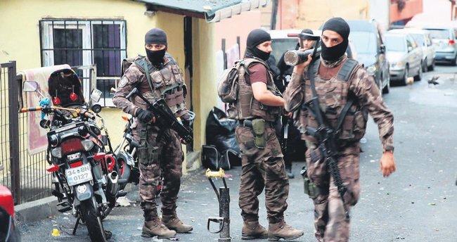 Karakovan arası uyuşturucu zulası