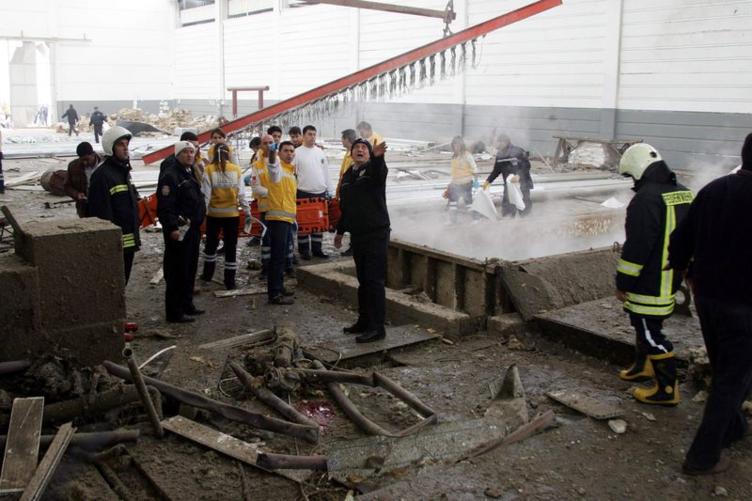 30.01.2013: Gaziantep'te büyük patlama