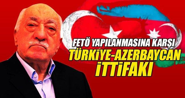Azerbaycan'a FETÖ dosyası
