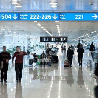 İstanbul havalimanlarını 90 milyon yolcu kullandı