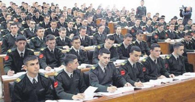 Askeri üniversite yoğun talep gördü