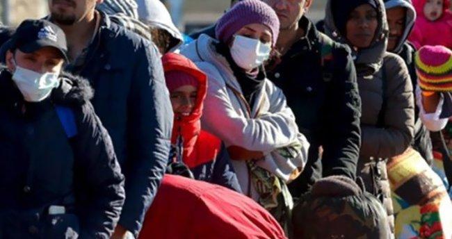 Mülteciler Polonya'yı ikiye böldü