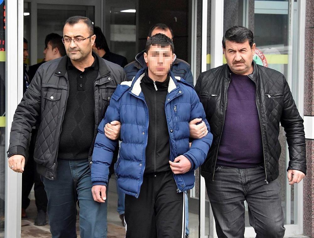 Öldüren tekmede 2 zanlıdan biri tutuklandı