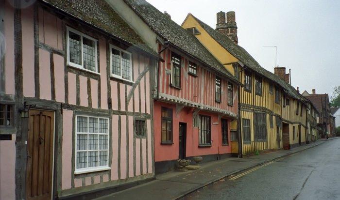 Büyüleyici bir köy
