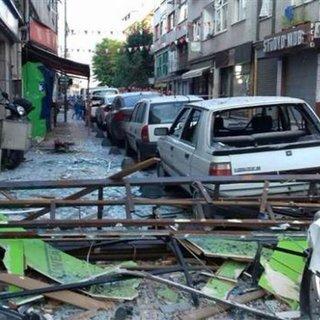İstanbul Bakırköy'de patlama!