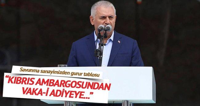 Kıbrıs ambargosundan 'vaka-i adiye'ye...