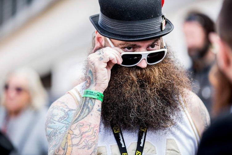 Dünya sakal ve bıyık şampiyonası