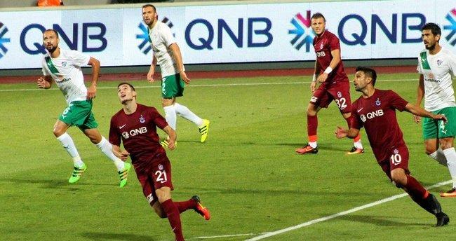 Trabzonspor ile Bursaspor 81. randevuda