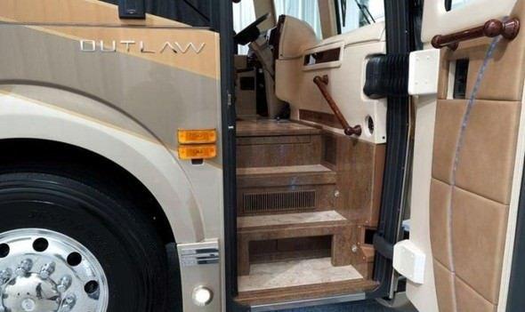Dünyanın en lüks otobüsü!