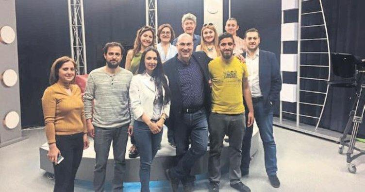 Basın dünyasının öncüleri medya çalıştayına katıldı