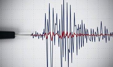 son dakika deprem: Ege'de deprem. Deprem kaç şiddetinde oldu? Deprem merkez üssü neresi?