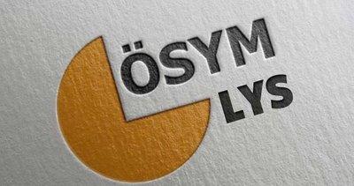 LYS tercih kılavuzu 2017, ÖSYM tarafından yayınlandı