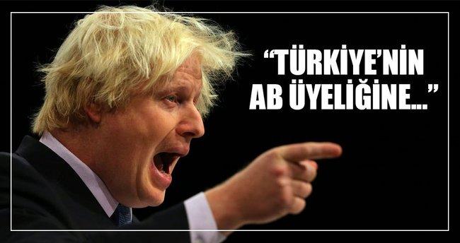 Türkiye'nin AB üyeliğinin tutkulu bir destekçisiyim