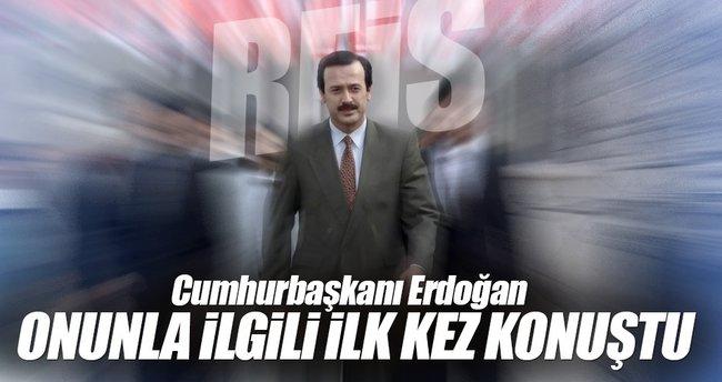 Reis' filminin oyuncusunun benzerliği Erdoğan'ı bile şaşırttı